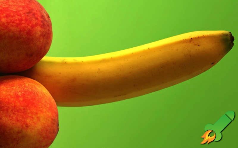 frutta per lingrandimento del pene)